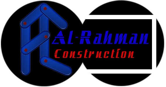 Ar-rahman construction-logo