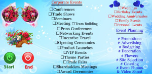 Managing Events at Eachpromo